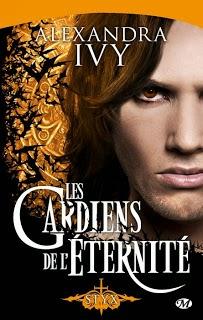 Les Gardiens de l'éternité T3 : Styx – Alexandra Ivy