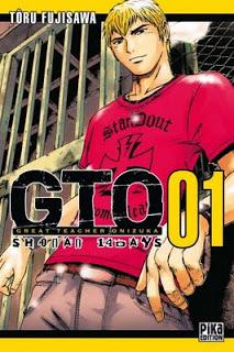 GTO Shonan 14 Days T1 –  Tôru Fujisawa