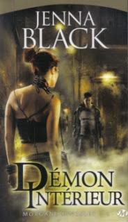 Morgane Kingsley T1 : Démon intérieur – Jenna Black