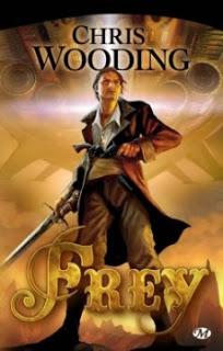 Frey T1 – Chris Wooding