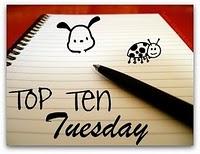 Le top 10 du mardi – 20