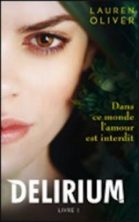 Delirium T1 – Lauren Oliver