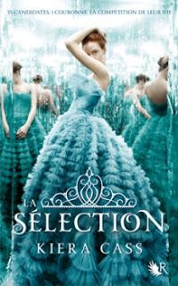 La Sélection – Kiera Cass