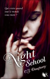 Night School T1 – C.J. Daugherty