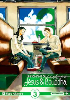 Les vacances de Jésus et Bouddha T3 – Hikaru Nakamura