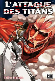 L'attaque des Titans T1 et T2  – Isayama, Hajime