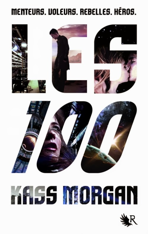 Les 100, Kass Morgan, Overbooks