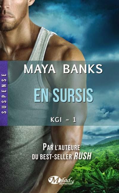 Over-books, En sursis Maya Banks