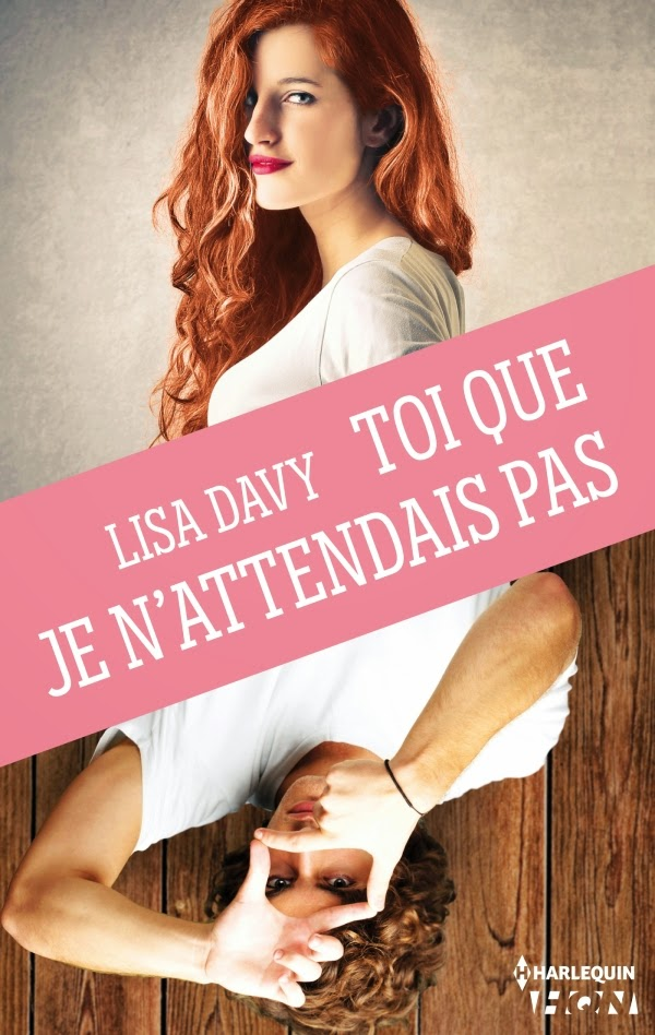 Over-books, Toi que je n'attendais pas, Lisa Davy