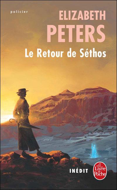 Le retour de Séthos  over-books