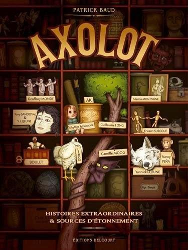 Axolot – Patrick Baud