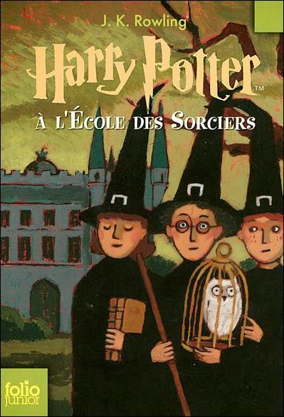 Harry Potter Over-books