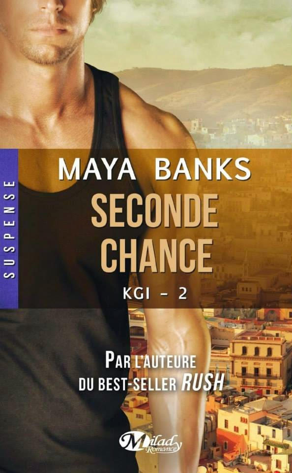 KGI Seconde Chance Maya Banks Over-Books