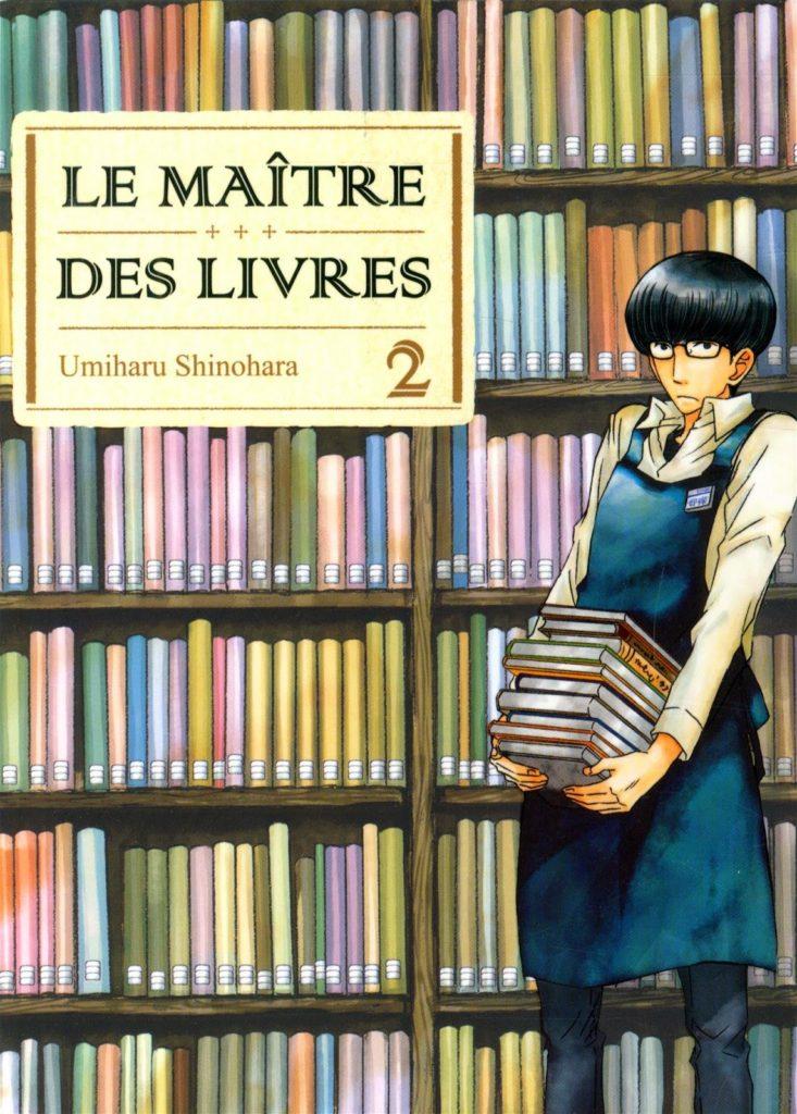 Shinohara, Umiharu - Le Maitre des Livres Over-books