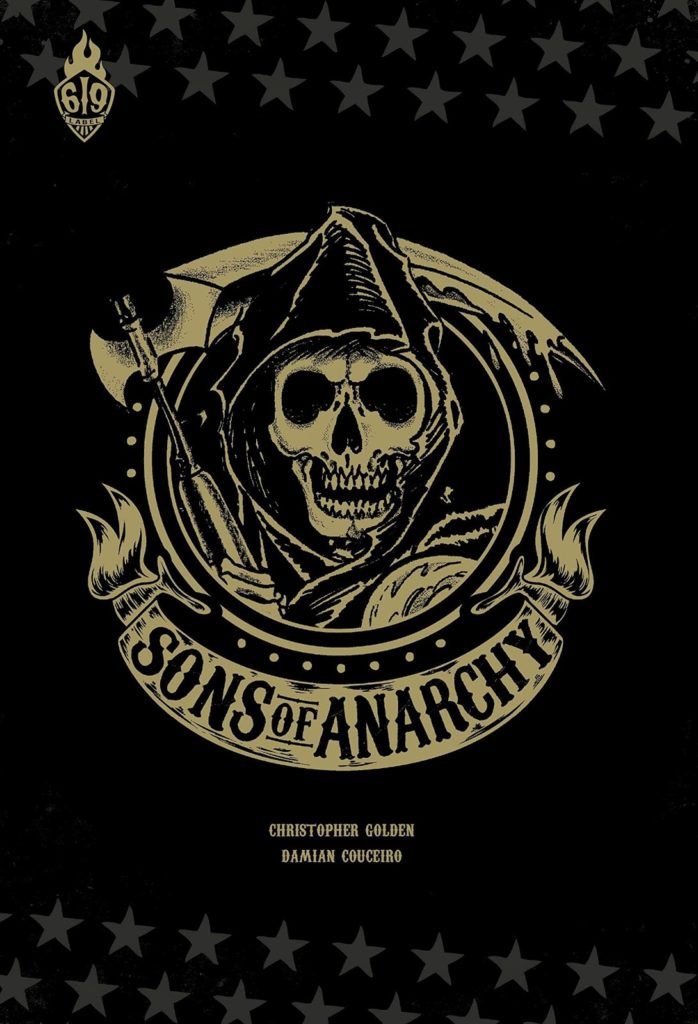 Sons of Anarchy Over-books