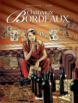 Châteaux Bordeaux, Over-books