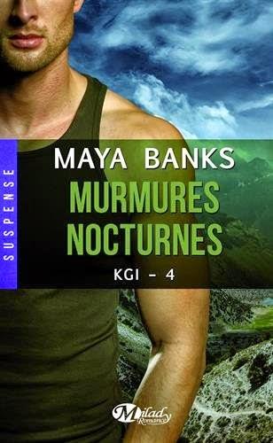 Banks, Maya - KGI T4 : Murmures Nocturnes