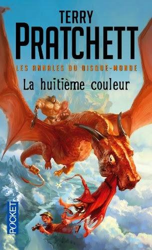 Terry Pratchett - Les annales du Disque Monde : La huitième couleur