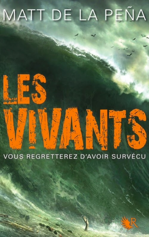 Matt de la Pena - Les Vivants