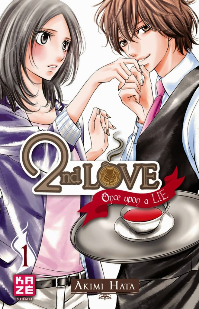 Hata, Akimi - 2nd Love Once upon a lie