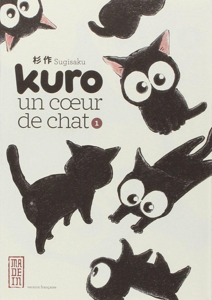 Sugisaku - Kuro, un coeur de chat