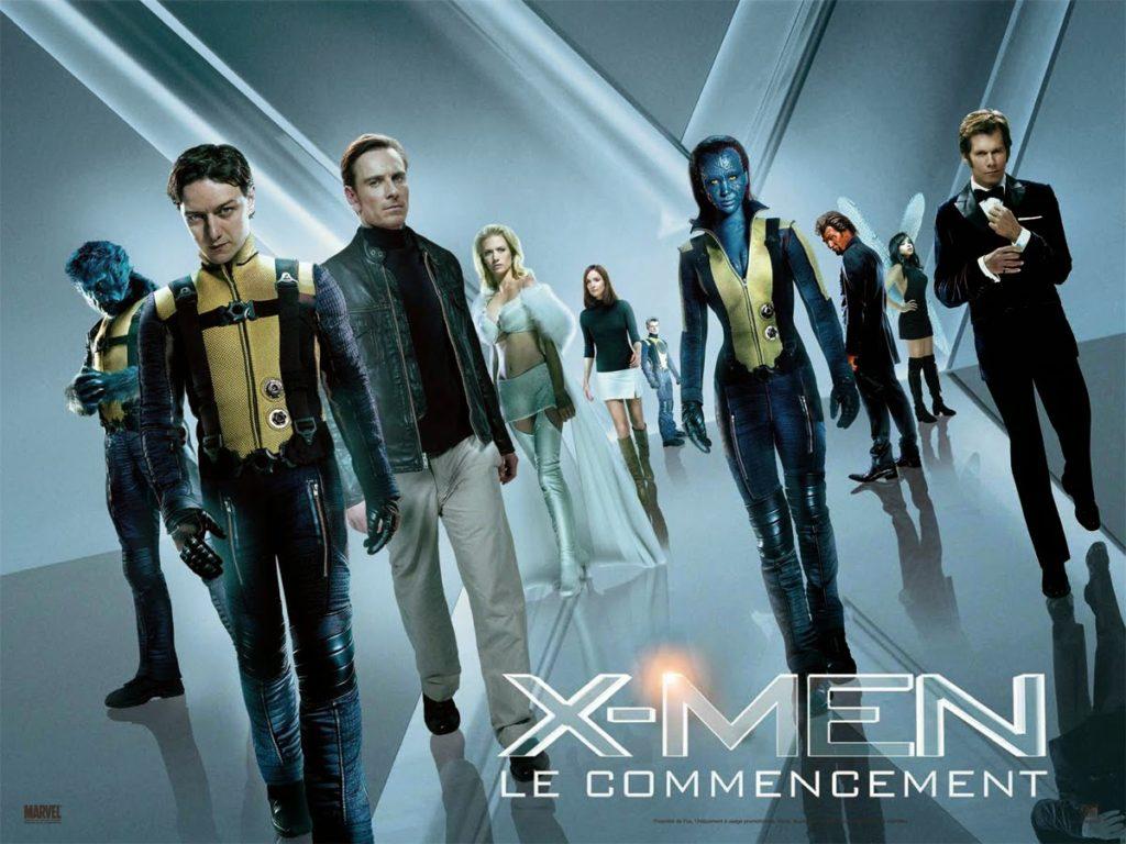 X-Men le commencement