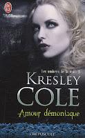 Kresley Cole - Les Ombres de la nuit T5 : Amour démoniaque
