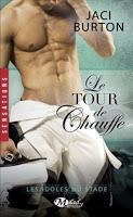 Jaci Burton - Les Idoles du Stade T6 : Le Tour de Chauffe