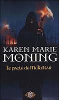 Le pacte de McKeltard - Karen Marie Moning