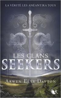 Les Clans Seekers T1 - Arwen Elys Dayton