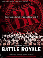 Battle Royale / Battle Royale de Koushun Takami
