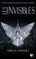 Amelia Kahaney - Les Invisibles