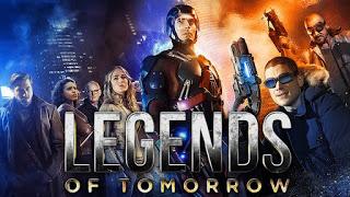 DC Legends of Tomorrow spin-off de Arrow
