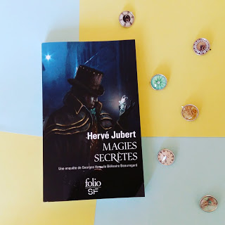 Magies Secrètes T1 - Hervé Jubert
