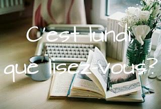 C'est lundi, que lisez vous? – 8