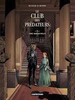 Le Club des prédateurs T1