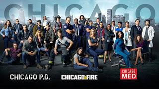 Chicago PD, Med et Fire