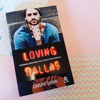 Neon Dreams #2 Loving Dallas - Caisey Quinn