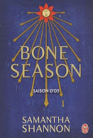 Samantha Shannon - Bone Season