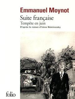 Suite française. Tempête en juin - Emmanuel Moynot