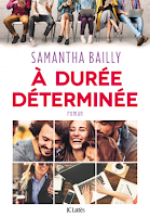 Samantha Bailly - A durée determinée