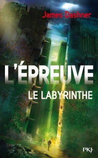 James Dashner - Le Labyrinthe