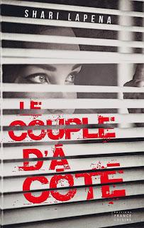 Le couple d'à coté -  Shari Lapena