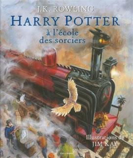 J.K. Rowling - Harry Potter à l'école des sorciers