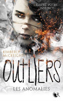 Outliers t1: les anomalies - Kimberly Mccreight