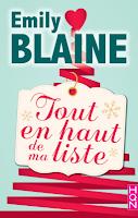Emily Blaine - Tout en haut de ma liste