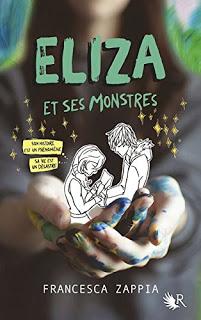 Eliza et ses monstres, Francesca Zappia, Overbooks, Bettie Rose