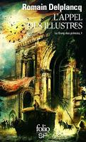 Romain Delplancq - L'Appel des illustres T1 : Le Sang des princes