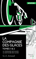G.J. Arnaud - La compagnie des glaces