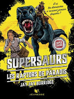 Jay Jay Burridge - Supersaurs